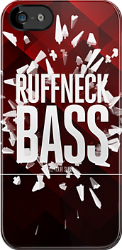 Ruffneck Bass | Dubstep iPhone Covers by Moe Pike Soe