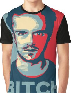 Pinkman, Bitch! Graphic T-Shirt