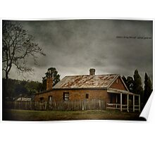 Country Living Hill End Poster