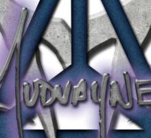 Mudvayne Logos Sticker