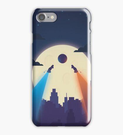 Chasing Balls iPhone Case/Skin