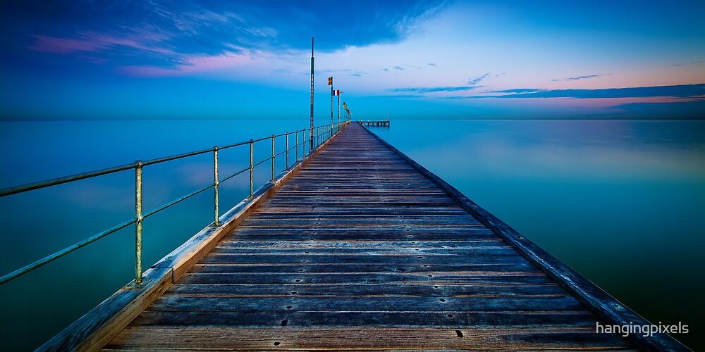 Frankston Pier by hangingpixels