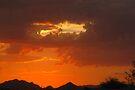 Arizona Sunset ~9 by Kimberly Chadwick