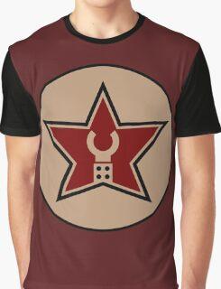 Customize My Minifig Trade Mark Logo Graphic T-Shirt