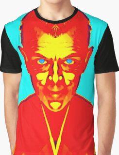 Boris Karloff, alias in The Black Cat Graphic T-Shirt