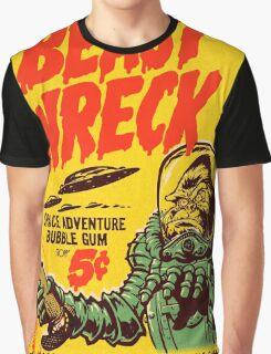 BEASTWRECK ATTACKS Graphic T-Shirt