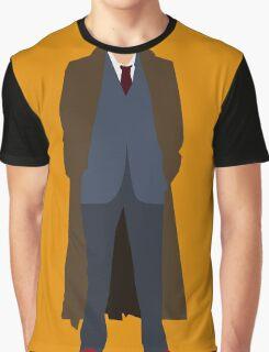 Vector David Tennant (Alternate) Graphic T-Shirt