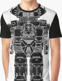 Robot Toy Graphic T-Shirt