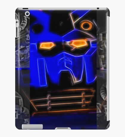 Electric Mobile Suit Gundam iPad Case/Skin