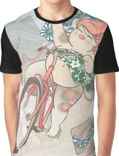 Ride free! Graphic T-Shirt