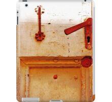The Keyhole iPad Case/Skin