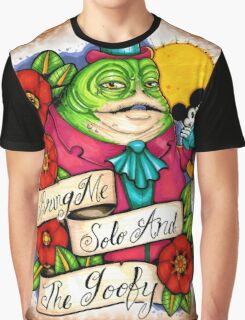 Gangster Jabba Graphic T-Shirt
