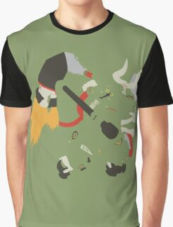 Big Bull Graphic T-Shirt