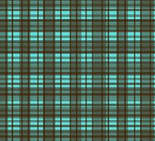 SOUTHERN BELLE PLAID by MadNic