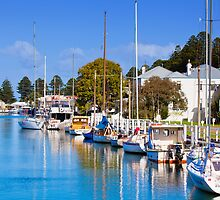 Moyne River - Port Fairy by hangingpixels
