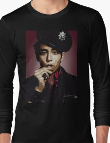 TOP BigBang Kpop Big Bang VIP Long Sleeve T-Shirt