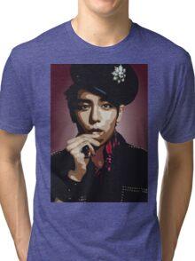 TOP BigBang Kpop Big Bang VIP Tri-blend T-Shirt