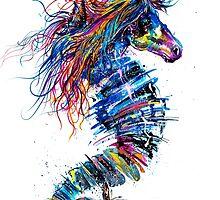 horse blend by doriana