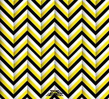PANIK! | Pattern Series by Moe Pike Soe
