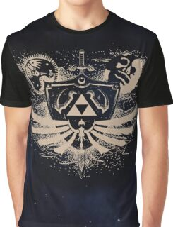 Majora's Mask Dark Night Graphic T-Shirt