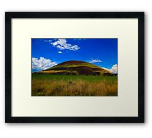 Mount Elephant Framed Print