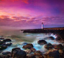 Port Fairy Lighthouse - Sunrise by hangingpixels