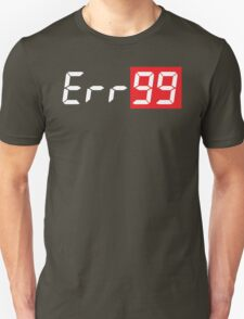 Err99 Canon Camera T-Shirt