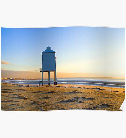 Burnham on Sea Lighthouse Poster