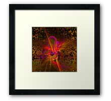 Ferria abstraction Framed Print