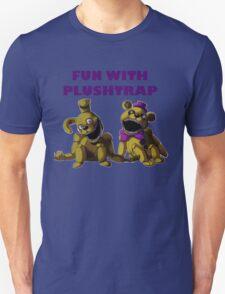 FNAF 4 - Fun with Plushtrap T-Shirt