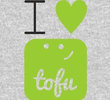 I love tofu Unisex T-Shirt