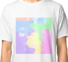 Pastel Pixels Classic T-Shirt