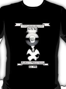 Cinnibar island gym T-Shirt