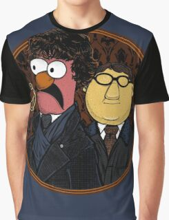 221b Beaker Street Graphic T-Shirt