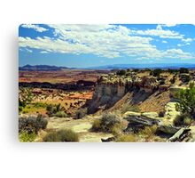 Central Utah Canvas Print