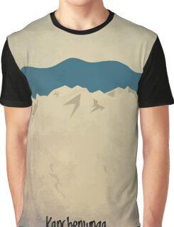 Kanchenjunga Tee Graphic T-Shirt