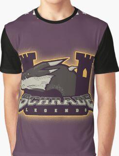 Monster Hunter All Stars - Schrade Legends Graphic T-Shirt