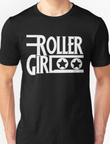 Roller Derby Girl T-Shirt