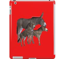 Donkey Twins  iPad Case/Skin