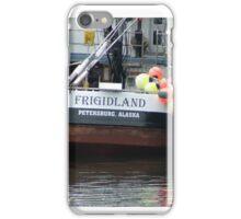 Frigidland iPhone Case/Skin
