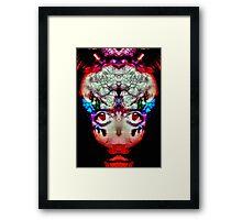 Aura of Sadness Framed Print