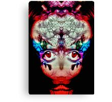 Aura of Sadness Canvas Print