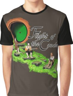 Fellowship of the Conchords Graphic T-Shirt