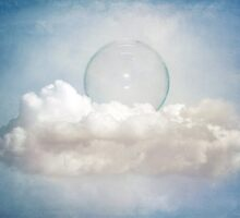 Bubble in the Clouds by HollyRuthven