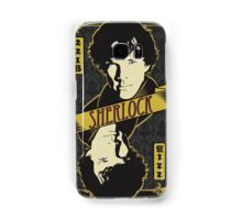 221B Playing Card Samsung Galaxy Case/Skin