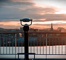 Trondheim, The View. by tutulele