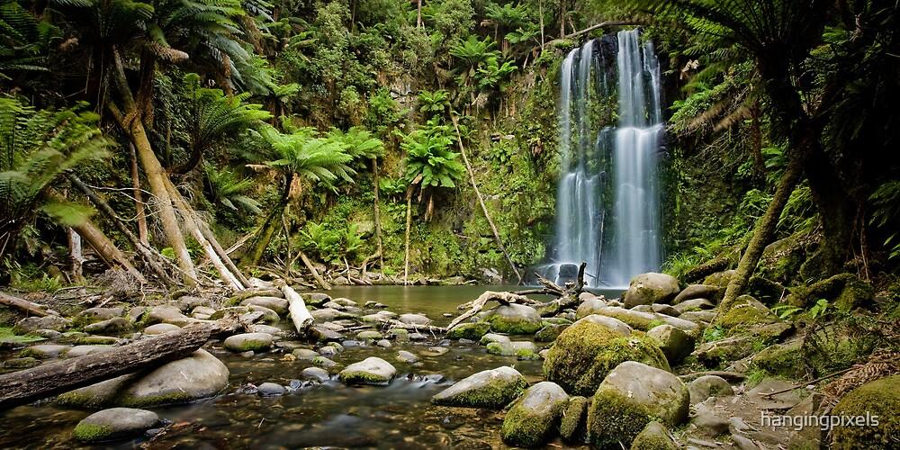 Beauchamp Falls by hangingpixels