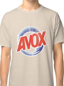 Avox Logo (distressed) Classic T-Shirt
