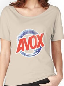 Avox Logo (distressed) Women's Relaxed Fit T-Shirt
