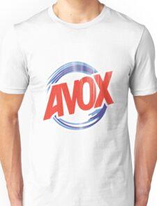 Avox Logo (distressed) Unisex T-Shirt